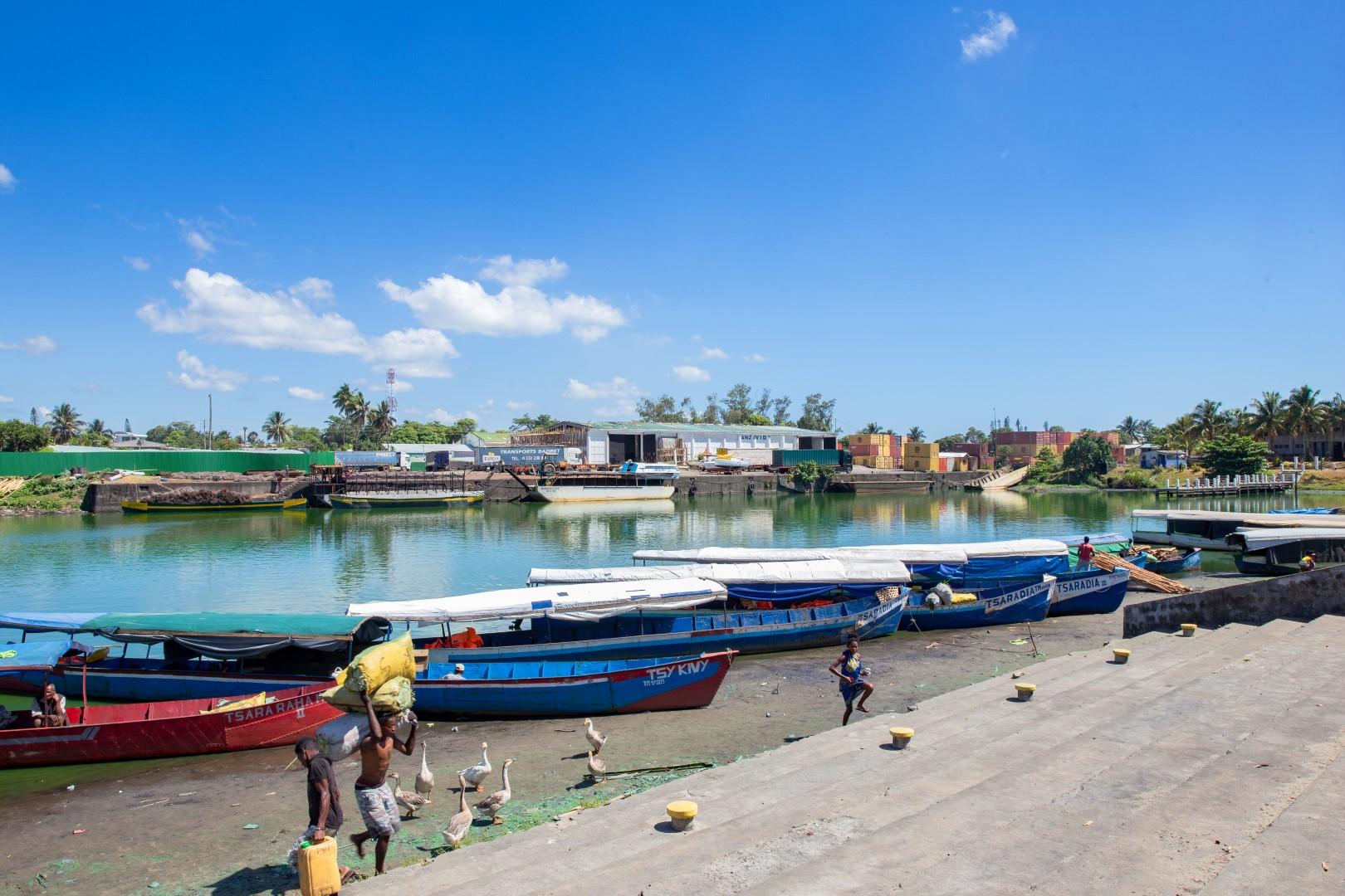 Port of Tamatave-Canal des Pangalanes